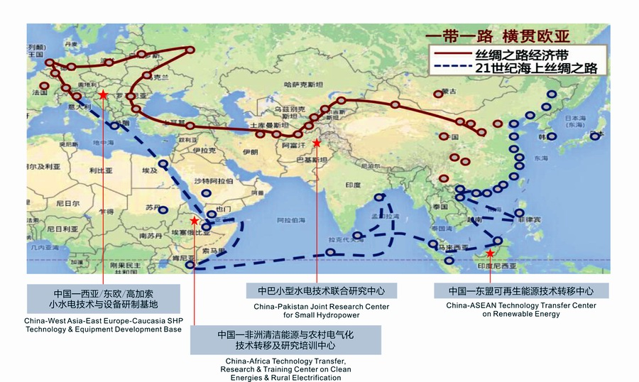 The belt and road centered in serbia hrc is planning to set up china west asia east europe caucasia shp technology equipment development base gumiabroncs Choice Image